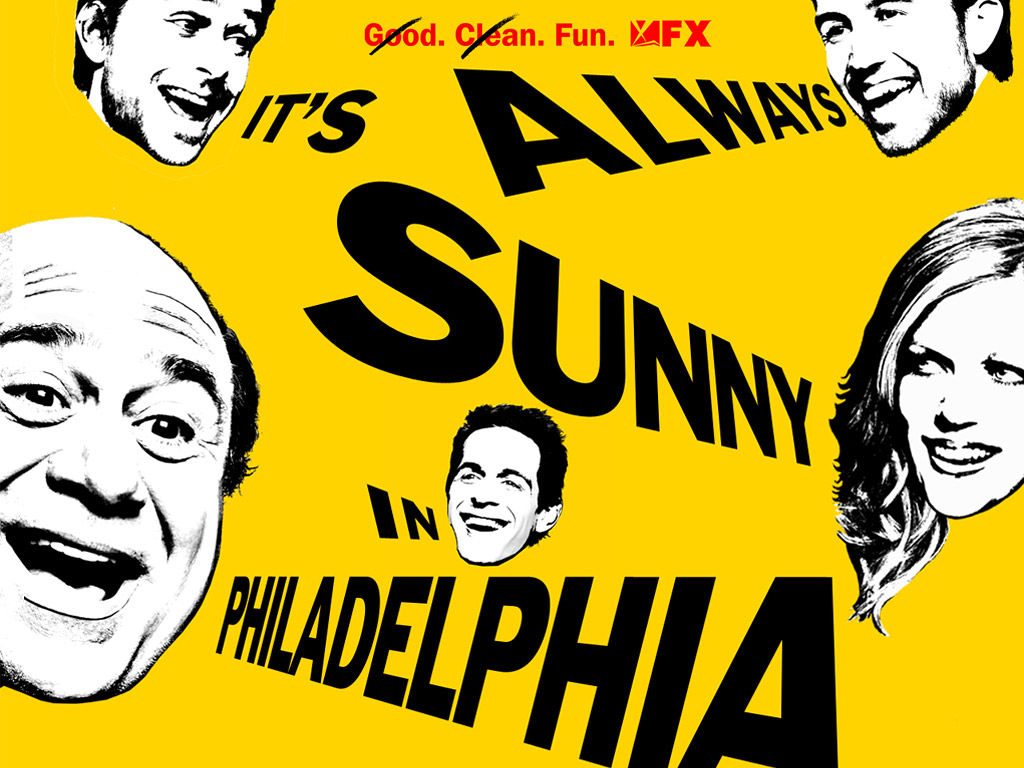 TV SPEC Performance Reading of IT'S ALWAYS SUNNY IN PHILADELPHIA SHOW by Keith Black (plus interview