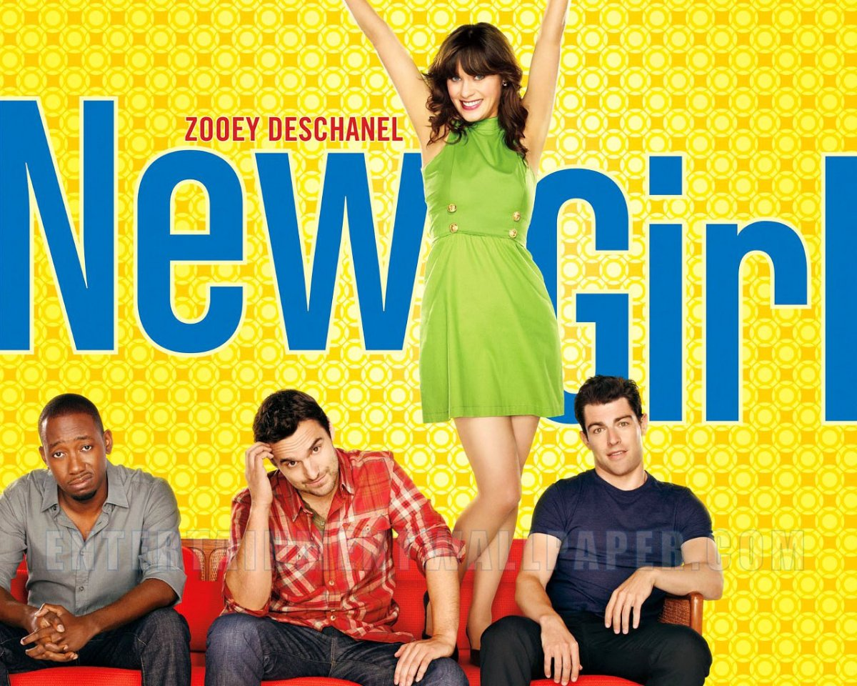 Watch Winning May 2015 TV SPEC Reading for NEW GIRL