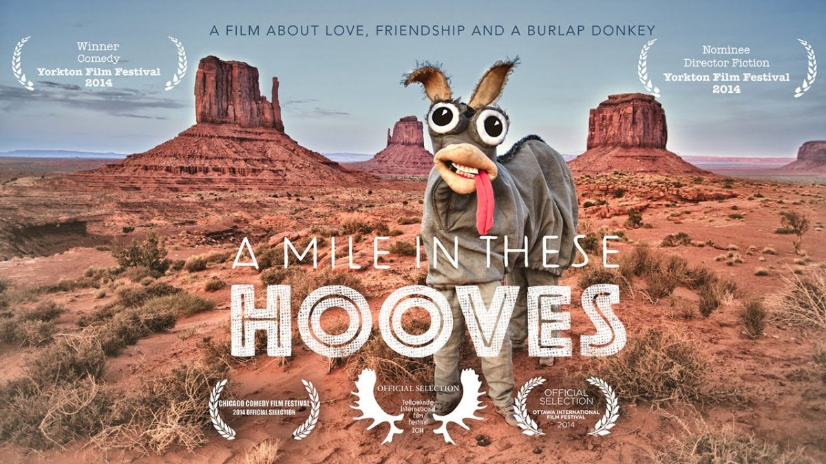 Watch A MILE IN THESE HOOVES, Best Film winner at the Short Film Festival