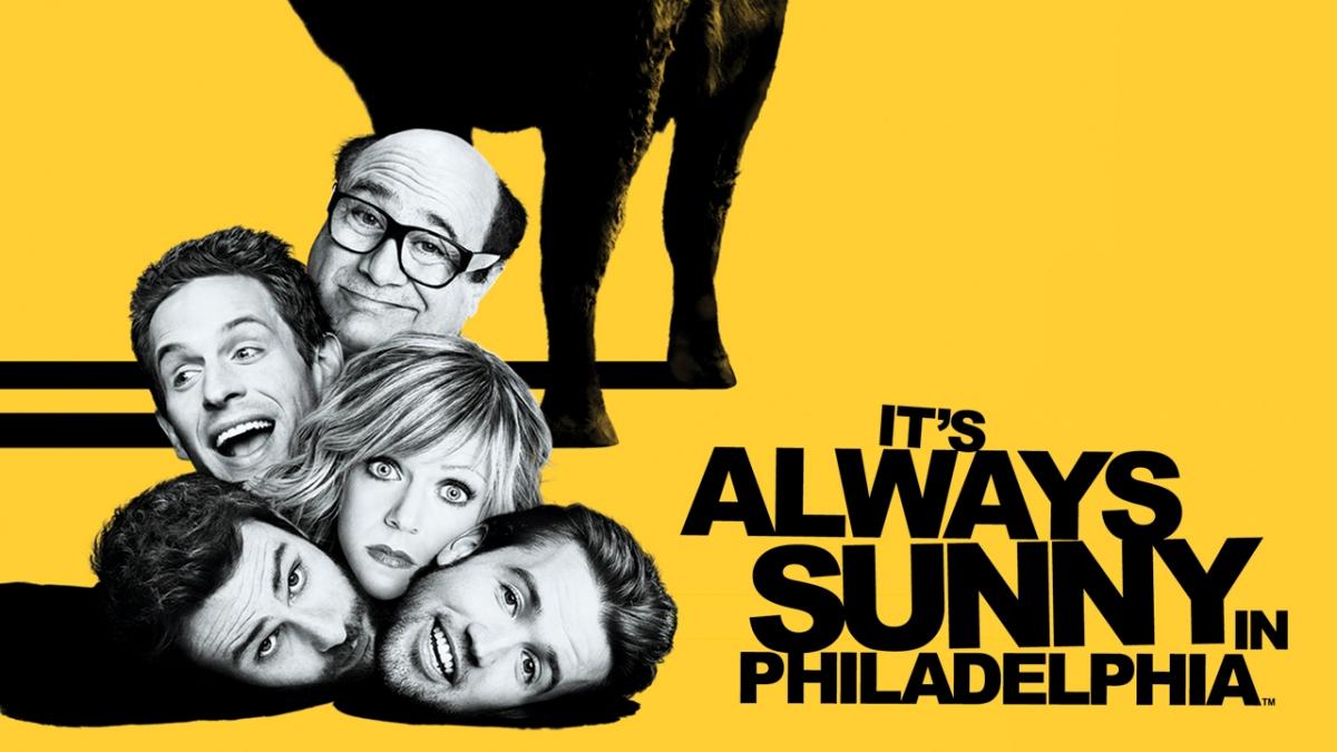 Watch TV SPEC Reading of IT'S ALWAYS SUNNY IN PHILADELPHIA in April2012