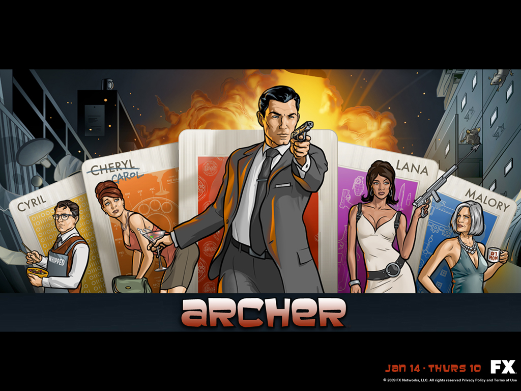 Watch ARCHER TV Show Spec Screenplay Reading from Festival