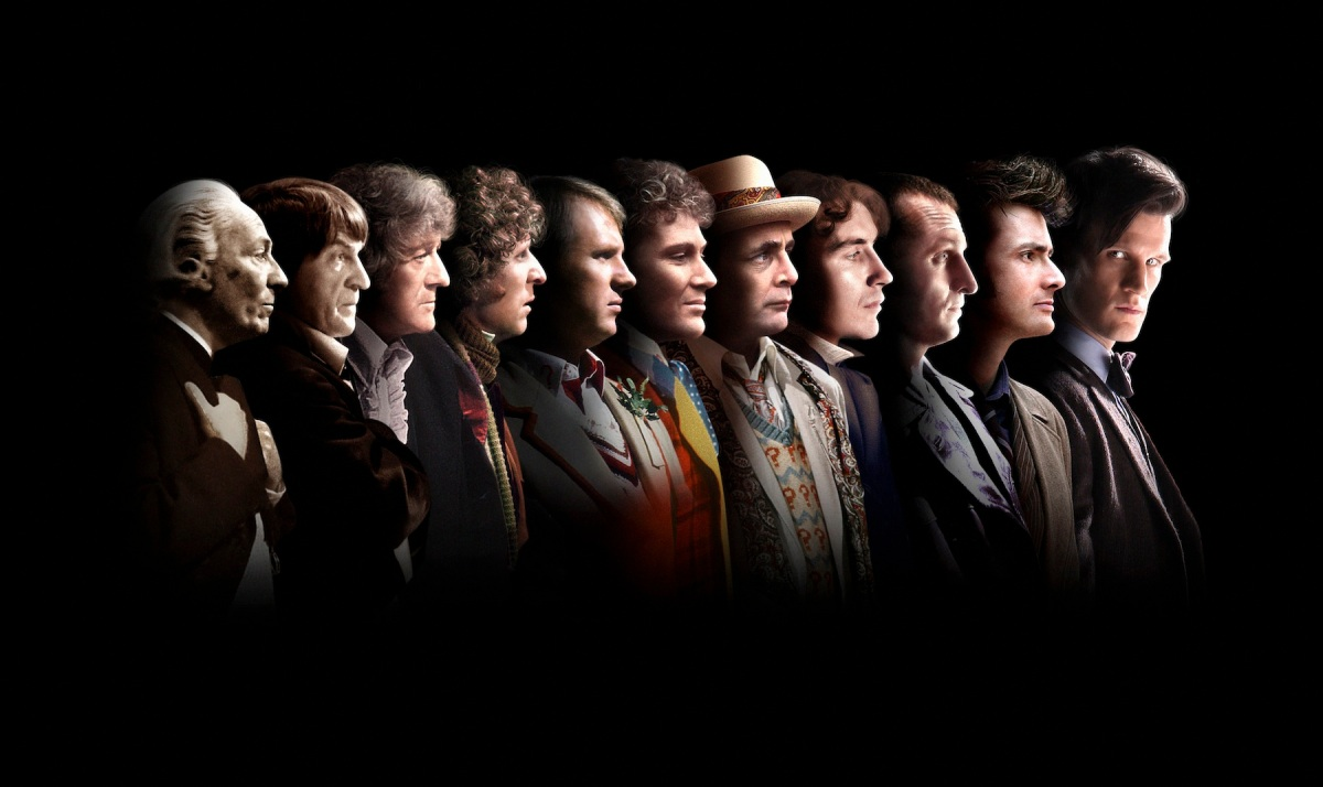 Watch the TV Spec Reading of DOCTOR WHO, by MarkRenshaw