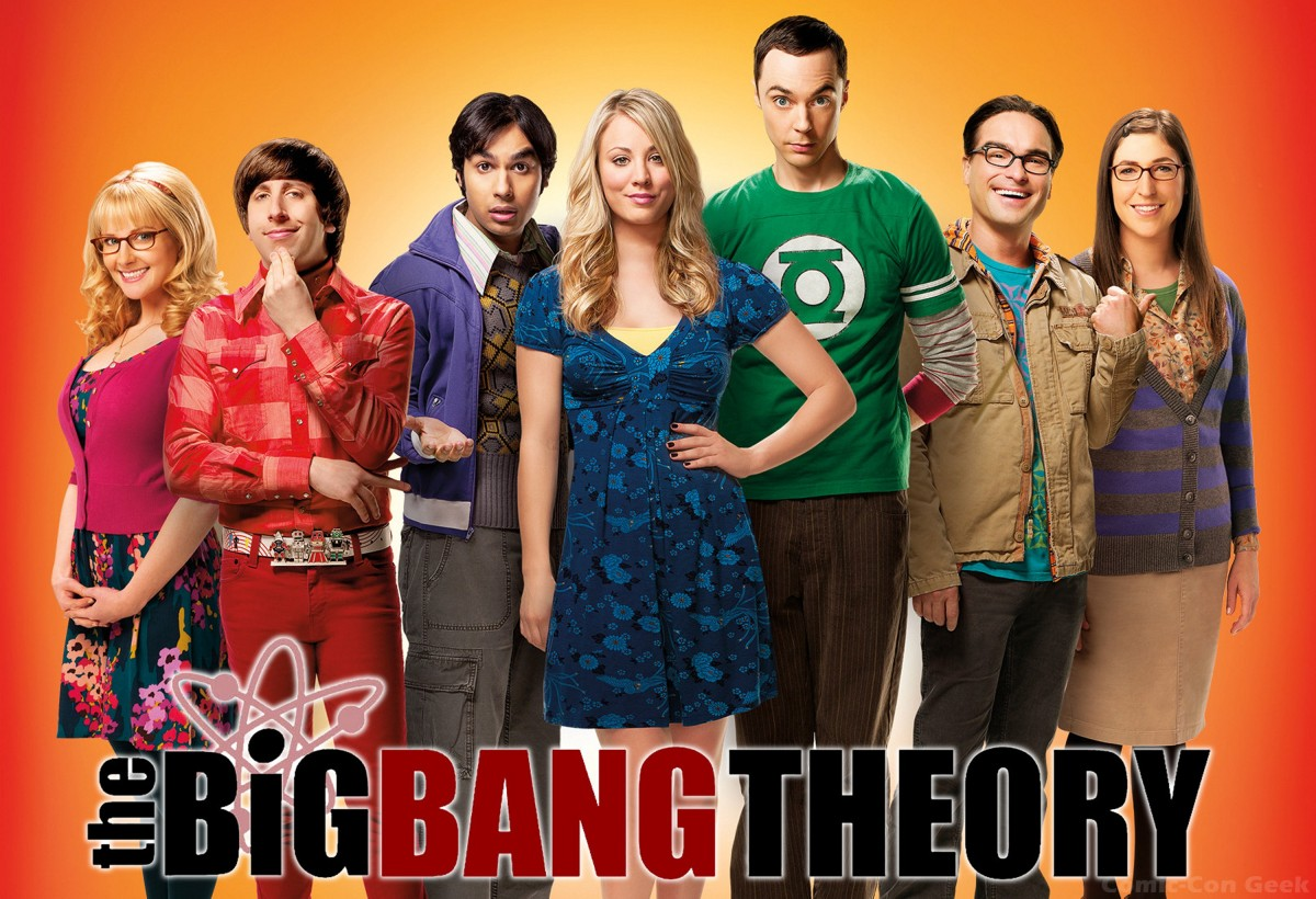 TV SPEC of the show THE BIG BANG THEORY by David Minaskanian