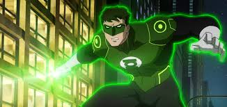 POWER – Watch TV Pilot Reading by Hisonni Johnson (Green Lantern Pilot)