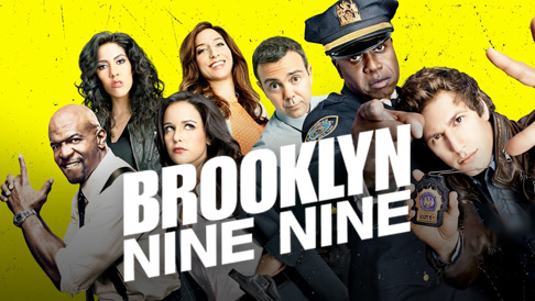 TV SPEC Reading – BROOKLYN NINE NINE  by Linsen Oyosa