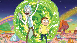 First Scene Reading of TV SPEC: RICK and MORTY TV Show, by Daniel Richardson