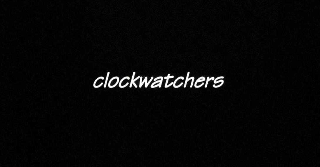 Best Scene Reading of CLOCKWATCHERS by DAVIDSTERNFELD